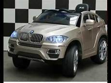 kinderauto kinder elektroauto bmw x6 jeep suv