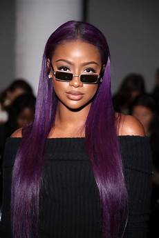 ultra violet hair color ideas 2018 popsugar photo 8