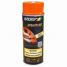 Peinture Pelable Sprayplast Orange En Bombe De 400ml