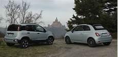 fiat 500 und panda als hybrid so fahren sich die neuen
