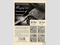Vintage Jewelry and Watches Ads of the 1940s (Page 7)