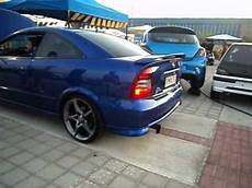 opel astra bertone tuning opel astra g coupe bertone exhaust sound by vxr zap