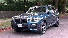 all new bmw x3 review youtube