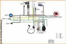 Wiring Diagram For 110 Atv Pit Bike Motorcycle