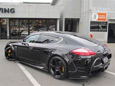 porsche panamera kits one porsche panamera with mansory kit by calwing