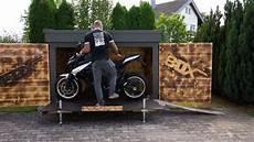motorrad garage motorradgarage foxbox