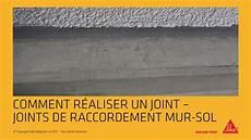 Joint De Carrelage Exterieur Comment R 233 Aliser Un Joint Joints De Raccordement Mur