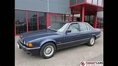 Bmw 750i E32 - 750192 bmw 750i e32 limousine 5 0l v12 299hp 07 93 blue