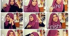 New Cara Menggunakan Jilbab Segitiga Modis
