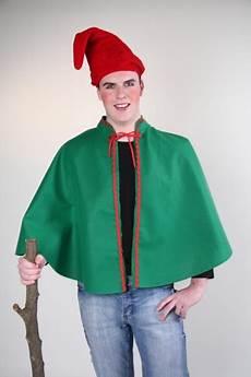 karneval kostüm zwerg zwerg gartenzwerg umhang karneval fasching made in germany