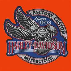 harley davidson patches harley davidson factory custom engine with wings harley