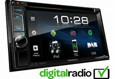 kenwood ddx4018dab din car stereo usb aux iphone