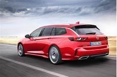 2018 Opel Insignia Gsi Sports Tourer Top Speed