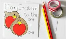 merry christmas to the one i love card cut folksy