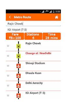 New Dtc Fare Chart 2017 Delhi Metro Map Fare Route Dtc Bus Number Guide