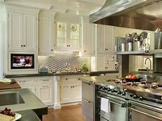 Backsplash Ideas For White Kitchen Cabinets Kitchen Wall Cabinets Pictures Options Tips Ideas Hgtv