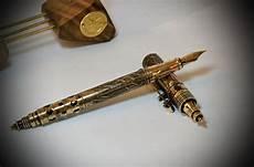 stylo le plus cher new steunk pen quot wave quot v2 1 vintage
