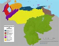 que representan los simbolos naturales de venezuela regiones naturales de venezuela wikipedia la enciclopedia libre