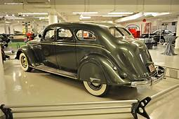 1936 Chrysler Imperial Airflow C10 At The Walter P