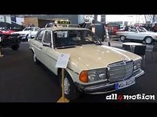 how make cars 1977 mercedes benz w123 interior lighting 1977 mercedes w123 220d taxi beige retro classics 2016 youtube