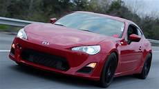 Turbo Scion Frs Review The Push The Car Needed