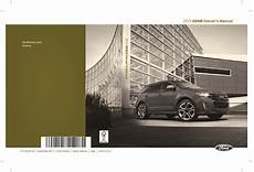 free car repair manuals 2013 ford edge spare parts catalogs 2013 ford edge owners manual just give me the damn manual
