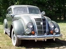 1935 Chrysler Airflow C2 Imperial Four Door Sedan