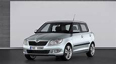 Skoda Fabia And Roomster The 2010 Facelifts By Car Magazine