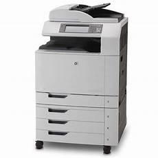 hp color laserjet cm6040 mfp printer copier scanner