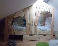 abra ma cabane lit cabane en bois sur mesure pour enfant
