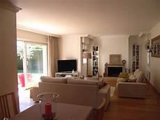 salon taupe et blanc couleur peinture salon salle manger moderne chaud taupe et