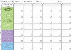 teacher s pet guided reading level 1 checklist colour free classroom display resource
