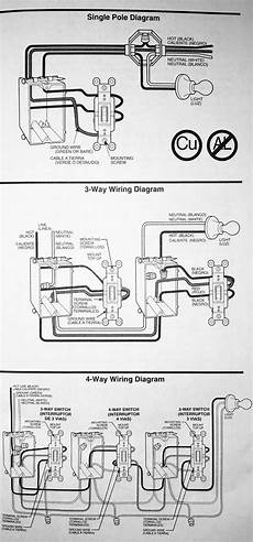 20 pole switch wiring diagram schematic installation of single pole 3 way 4 way switches wiring diagram with images electrical