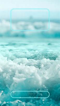 Lock Screen Blue Wallpaper Iphone