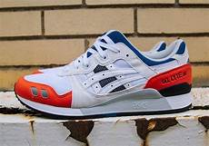 asics gel lyte iii white blue available now