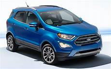 2018 Ford Ecosport Titanium Awd The Daily Drive Consumer