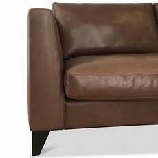 sofa leder braun sofa cl 850 leder braun erpo sofas g 252 nstig kaufen