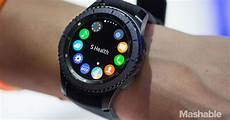 the chunky samsung gear s3 smartwatch costs more than an