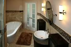 bad halb gefliest travertine marble bathroom designs