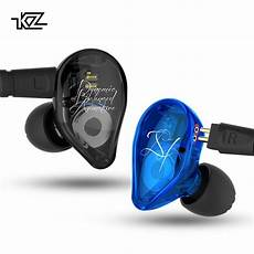 Hybrid Earphone Heavy Bass Headphone With by Kz Ed16 Earphone 2ba 1dd Armature Dynamic Hybrid Headset