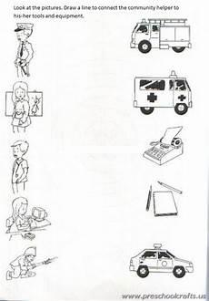 community helper worksheets free printable community helpers worksheets preschool crafts