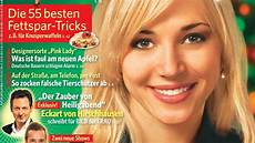 Bild Der Frau Aktuelle Ausgabe - die aktuelle bild der frau nr 52 bildderfrau de