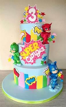 Malvorlagen Pj Masks Cake Kamo Birthday Pj Masks Birthday Cake Owlette