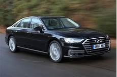audi a8l uk top 10 best luxury cars 2020 autocar