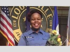 breonna taylor fired from emt job