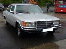 Mercedes W 116 W 126 S Klasse Fotos 2
