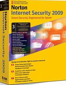 Norton Security 2009 Sur 3 Postes