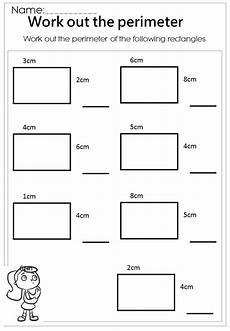 geometry worksheets area and perimeter 612 work out the rectangle perimeter worksheet mathematics perimeter worksheets geometry