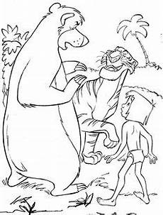 41 Best Images About Colouring Pages On Pinterest Disney Jungle Free Photos
