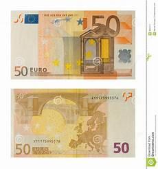 Du Billet De Banque 50 Photographie Stock Libre De